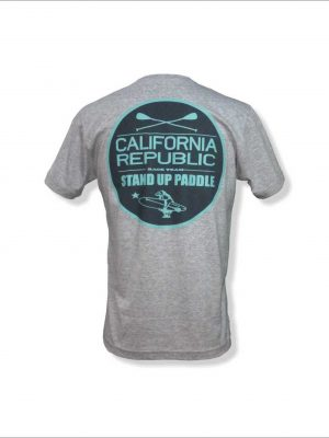 Camiseta sup race team mescla costas
